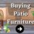 Patio Furniture For Your New Timber Deck Guide